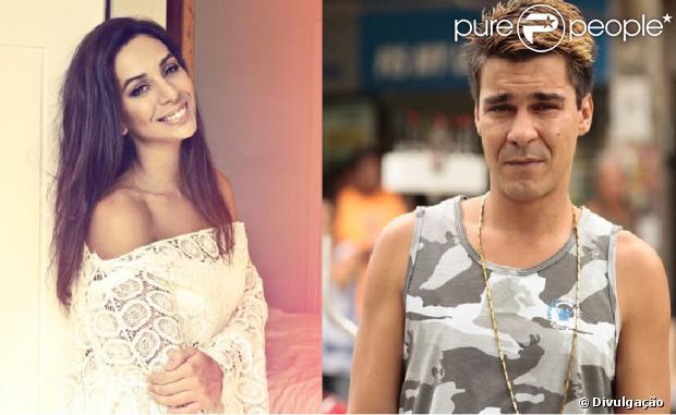 André Gonçalves está de casamento marcado com a cantora Bianca Chami