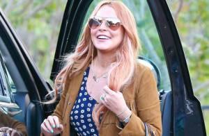 Lindsay Lohan tem diário sobre dias em que esteve em clínica de reabilitação