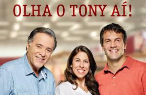 Tony Ramos ganhou cachê de sete dígitos para campanha de frigorífico