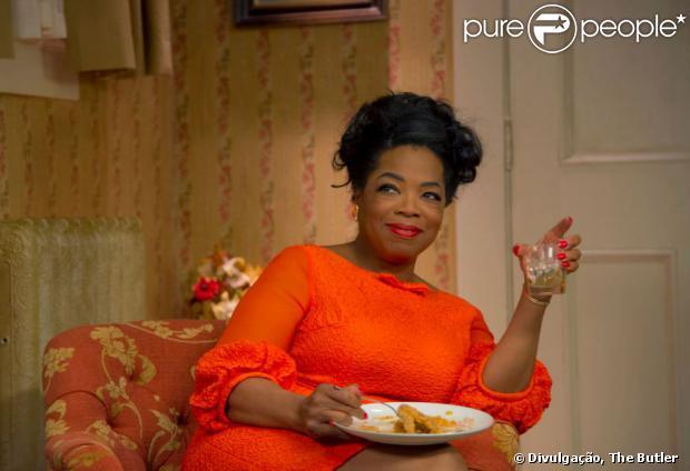 Com Oprah Winfrey, 'O Mordomo' lidera bilheteria dos cinemas americanos