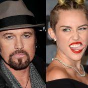 Pai de Miley Cyrus dispara após VMA: 'Ela poderia parar com essa insanidade'