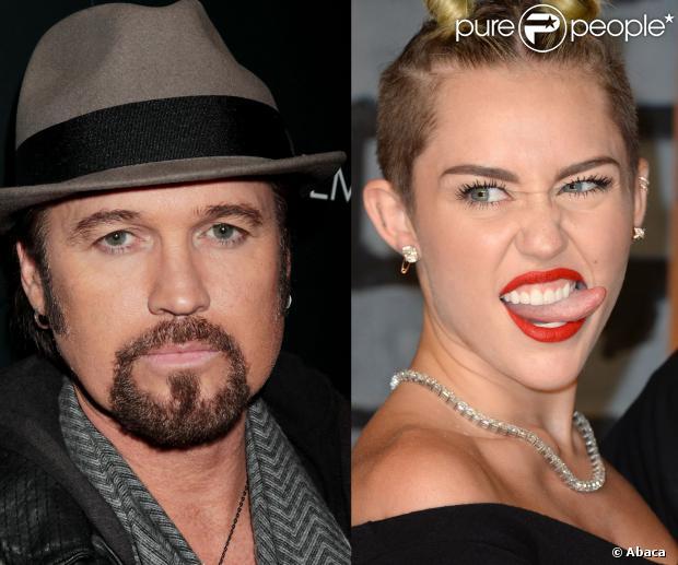 Billy Ray Cyrus pede para que sua filha Miley Cyrus pare de ser 'insana'