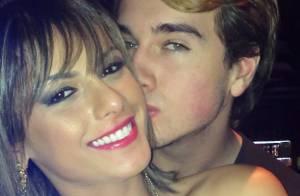 Luma de Oliveira não leva a sério suposta gravidez de Babi Rossi, diz irmão