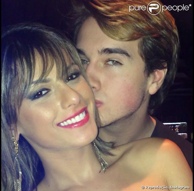 Babi Rossi namora o caçula de Luma de Oliveira e Eike Batista, Olin Batista. A mãe do rapaz não deu importância para os rumores sobre a suposta gravidez