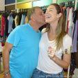 Luana Piovani estará no próximo programa do diretor Jorge Fernando na TV Globo