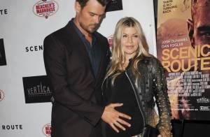 Nasce Axl Jack Duhamel, 1º filho da cantora Fergie com seu marido, Josh Duhamel