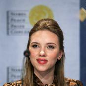 Scarlett Johansson pode ganhar uma bolada por ter foto íntima vazada