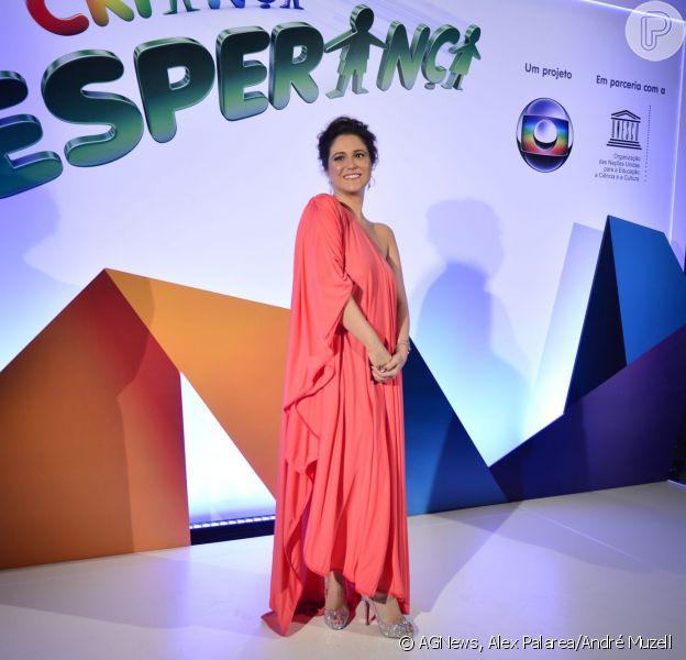 Maria Rita completa 36 anos nesta segunda-feira, 9 de setembro de 2013