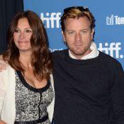 Julia Roberts e Ewan McGregor apresentam filme à imprensa no Festival de Toronto