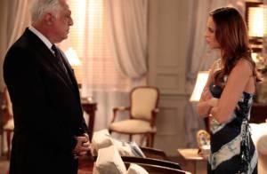 'Amor à Vida':César pede ajuda a Paloma para enfrentar Pilar e Félix no tribunal