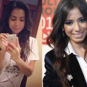 Anitta publica foto sem maquiagem; veja famosas que apareceram ao natural