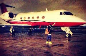 Justin Bieber mostra foto de seu jatinho particular no Instagram