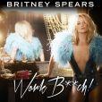 Britney Spears aparece com um generoso decote na capa do single 'Work Bitch' , que será lançado na próxima semana no 'Good Morning America