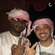 Wesley Safadão curte viagem a Dubai com a mulher, Thyane Dantas
