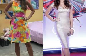 Patrícia Poeta emagreceu 10 kg com aulas de crossfit, samba e dieta. Saiba mais!