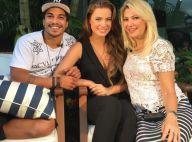 Rayanne Morais e Douglas Sampaio vão se casar. Antonia Fontenelle será madrinha