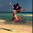 Sabrina Sato posta vídeo no Snapchat e mostra corpo perfeito. Imagens foram divulgadas na tarde desta sexta-feira, 19 de fevereiro de 2016