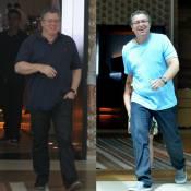 Boninho exibe silhueta mais fina em passeio após cirurgia de redução do estômago