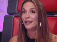 Ivete Sangalo chora com eliminação no 'The Voice Kids': 'Um time a vida inteira'