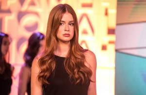 Marina Ruy Barbosa se recusa a cortar o cabelo para a novela 'Totalmente Demais'