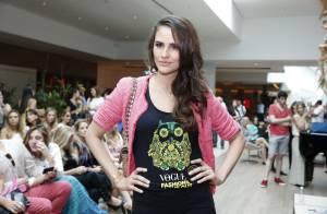 Top Fernanda Tavares faz 33 anos com planos de ter mais um filho com Murilo Rosa