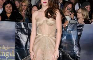 Os looks de Kristen Stewart: Do tênis All Star ao vestido rendado e transparente