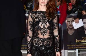 Os looks de Kristen Stewart: Do tênis All Star ao vestido rendado e transparente