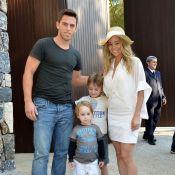 Namorado de Danielle Winits assume papel de pai dos filhos da atriz