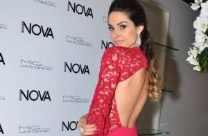 Fernanda Machado mantém a boa forma comendo tudo o que gosta: 'Não faço dieta'