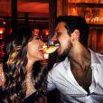 Sabrina Sato e João Vicente assumiram namoro em maio deste ano