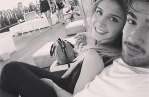 Alexandre Pato recebe declaração da namorada, Sophia Mattar: 'Morro por dentro'