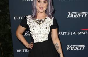 Kelly Osbourne comemora 29 anos após perder mais de 30 quilos