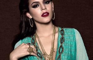 Bruna Marquezine posa para ensaio de moda e compartilha foto: 'Amei'