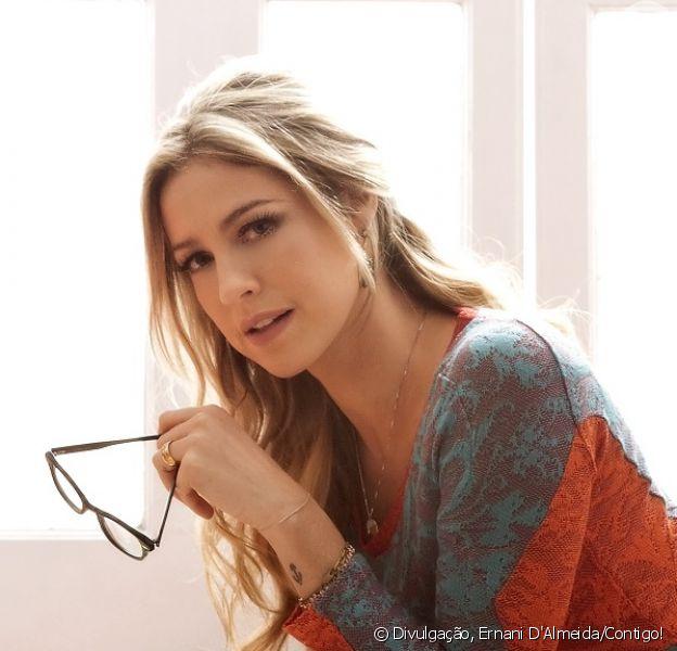 Luana Piovani contou em entrevista à revista 'Contigo!' que chega às bancas na quinta-feira, 24 de outubro de 2013, que já pensa em aumentar a família: 'Quero ter mais dois filhos, se Deus quiser. Quero engravidar no fim de 2014'