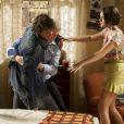 Na trama, Giane (Isabelle Drummond) e Fabinho (Humberto Carrão) se aproximaram quando ela encontrou o rapaz desacordado na praça da Casa Verde