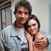 Isabelle Drummond e Humberto Carrão, casal em 'Sangue Bom', estão juntos