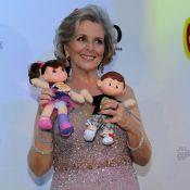 Irene Ravache homenageia Hebe no Teleton: 'Amiga que brilha forte no céu'