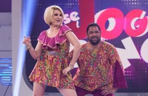 Antonia Fontenelle sobre quadro de dança no 'Melhor do Brasil': 'Foi difícil'