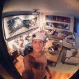 Atualmente, Neymar está vivendo em uma casa de luxo em Barcelona