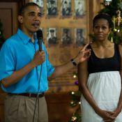 Barack e Michelle Obama passam Natal no Havaí e jantam em base militar