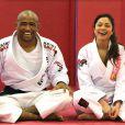 Maria Melilo é noiva do lutador do UFC Serginho Moraes