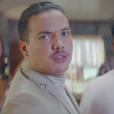 Em junho, Wesley Safadão já havia aparecido de bigode no comercial da marca de cervejas Skol