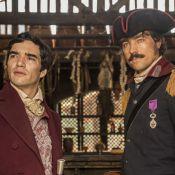 Globo já gravou cena de sexo entre André e Tolentino em 'Liberdade, Liberdade'