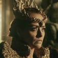 Juliana Silveira é destaque na web na estreia de 'A Terra Prometida', nesta terça-feira, dia 5 de julho de 2016
