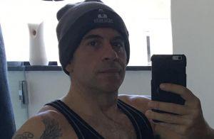 Leandro Hassum rebate críticas por corpo mais magro na web: 'Meu sonoro F*!'