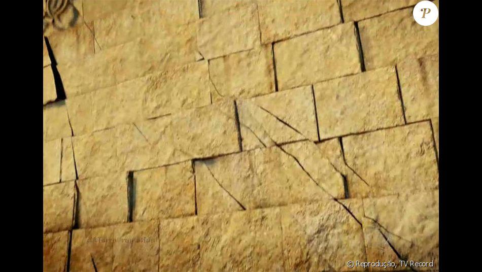 a queda da muralha de jeric marcou o primeiro cap tulo da