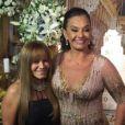 Solange Couto comemorou seus 60 anos com festa de debutante na noite desta quarta-feira, 6 de julho de 2016