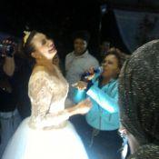 Solange Couto dança valsa com Lucas Lucco em seu aniversário de 60 anos. Vídeo!