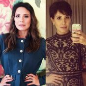 Juliana Knust se despede de 'Malhação' e corta cabelo estilo Joãozinho:'Coragem'