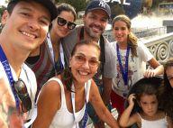 Rodrigo Faro viaja de férias com a mulher e as filhas para Orlando. Fotos!